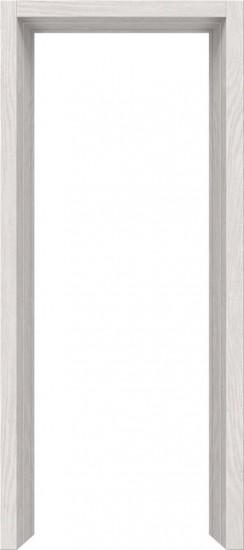 DIY Moderno Chalet Blanc