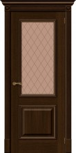 Вуд Классик-13 Golden Oak Bronze Сrystal