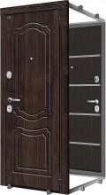 Для 4-х стальных дверей Тип-1