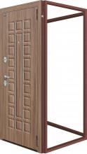 Для 4-х стальных дверей Тип-2 Антик Медь